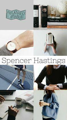 Spencer Hastings ❤️
