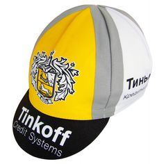 Tinkoff Credit Systems 2010 Pro Team Cotton Cap