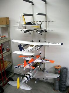 rc airplane storage - Bing images