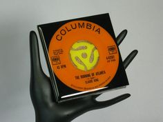 Claude King Collectable Record Drink by ROCKANDROLLCOASTERS, $6.50