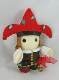 Christmas Jingles by deridolls.deviantart.com on @deviantART