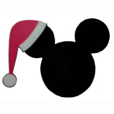 8aefc0165015f Your WDW Store - Disney Antenna Topper - Santa Mickey Mouse Christmas Disney  Designs