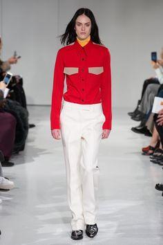 Calvin Klein ready-to-wear f/w 2017