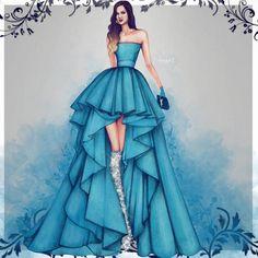 zoljargal enkhbold couture illustrator 12 bmodish