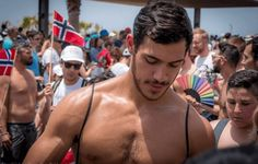 The Top 10 hottest guys of Tel Aviv Pride