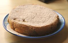This almond cake gluten free contains no flour. It is a great cake together with ice cream and a warm berry sauce; cut it in half and fill it wit vanilla pudding. Gluten Free Cakes, Gluten Free Recipes, Swiss Recipes, German Recipes, German Desserts, Cheesecakes, Best German Food, No Bake Desserts, Dessert Recipes