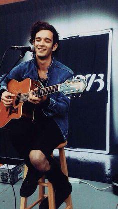 The ever so adorable Mat Healy