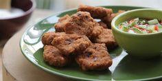 Tod Mun Pla (Thai Fishcakes)