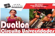 Este sabado 3 ! 1er. DUATLÓN CIRCUITO universidades  http://www.entusmarcas.com.mx/index.php/eventsetm?view=event%3Bid=517