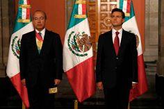 Angela Campos (Ex presidente Felipe Calderón y presidente Enrique Peña Nieto.)