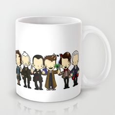 Buy The Doctors by BantamBB as a high quality Mug. Worldwide shipping available at Society6.com. Just one of millions of products available.