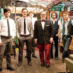 "St. Paul & The Broken Bones: ""Don't Mean a Thing"""