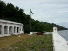 FORTALEZA DE SANTO AMARO DA BARRA GRANDE - SANTOS - SP