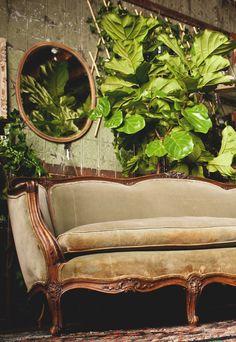 Our Hendricks sofa l