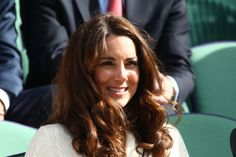 Kate Middleton in The Championships - Wimbledon 2012: Day Nine