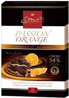 Passion Orange, Emoti, Belgium.