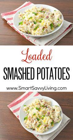 Skin-On Mashed Potatoes | Recipe | Mashed Potato Recipes, Potato ...