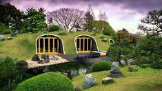 ökologisches Haus ökologisches bauen lehmhaus innovativ umweltfreundlich wohnen hobbit