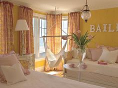 Traditional Bedrooms from Barry Dixon on HGTV