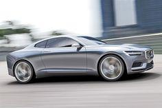 Volvo Concept Coupé for IAA 2013: New C70?