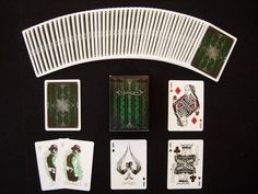 Bicycle-Green-Artifice-Deck-by-Ellusionist-Playing-Cards-