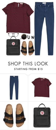 """film student // my dream wardrobe pt. 3"" by undercover-martyn ❤ liked on Polyvore featuring MANGO, LOFT, Fjällräven and March20th2016TopFashionSet"