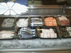Fresh Fish Caught in the Rivers @ Gleneagles. Auchterarder, Perthshire