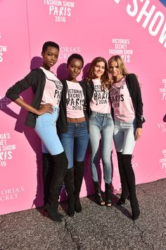 7edaf9f38d Maria Borges Photos Photos  Victoria s Secret Models Depart for Paris For  2016 Victoria s Secret Fashion Show