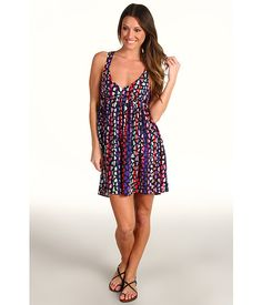 Roxy Love Seeker Tank Dress (Juniors)