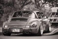 911 Targa wide body Porsche