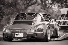 911 Targa wide body Porsche