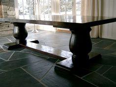 Bessie spisebord fra Brubakken Home