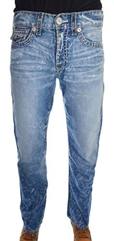 True Religion Mens Jeans Size 33 1/2 Ricky with Flaps Super T in Artist Lab (33, CJKL Artist Lab) True Religion http://www.amazon.com/dp/B019II2Y0S/ref=cm_sw_r_pi_dp_wleDwb00KM5TS
