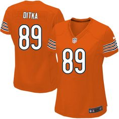 competitive price 3bacc 50b16 nike chicago bears d.j. moore limited jersey women white 30 ...