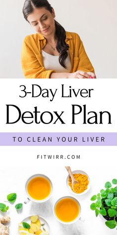 Simple Liver Detox Plan to Cleanse Your Body - Weight Loss - liver cleanse detox plan to clean your liver, lose weight, and feel good from inside and out. Liver Detox Juice, Best Liver Detox, Liver Detox Cleanse, Cleanse Your Body, Health Cleanse, Detox Plan, Clean Your Liver, Natural Liver Detox, Breakfast Smoothies For Weight Loss