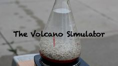 Classroom demonstration, potions class, and/or student lab activity to simulate the formation and eruption of a volcano. Get the free activity at https://www.teacherspayteachers.com/Product/Volcano-Simulator-Lab-3024985