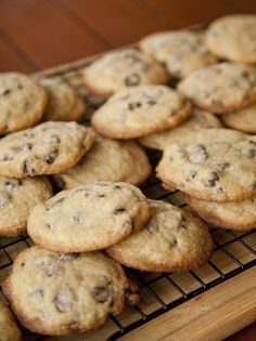 Tate's Chocolate Chip Cookies - my copycat recipe that tastes AMAZING!