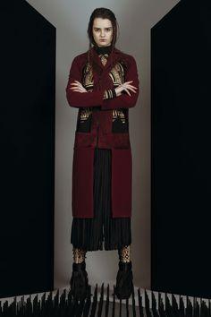 London Fashion Week London Fashion, Catwalk, Samurai, Design, Samurai Warrior