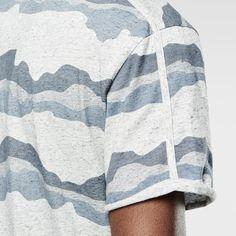 G-Star RAW | Men | New-arrivals | Yoshem T-shirt , Snow Heather
