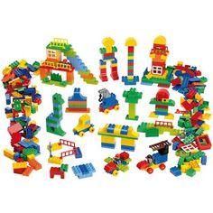 Boîte XXL DUPLO, 560 pièces LEGO DUPLO