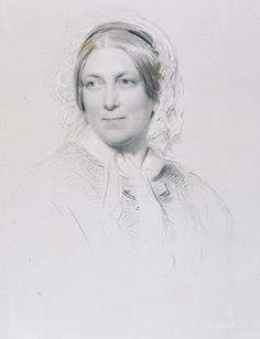 George Richmond: Harriet Martineau