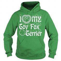 I Love My Toy Fox Terrier T-Shirts, Hoodies ==►► Click Image to Shopping NOW!