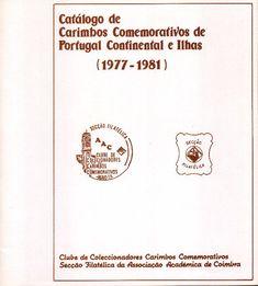 Catálogo de Carimbos Comemorativos de Portugal (1977 - 1981)