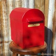 Red Mailbox Hive – Native Bee Hives