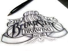 Typografic designs by Martin Schmetzer