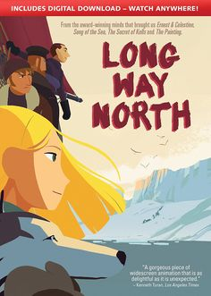 """Long Way North"" LON"