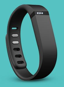 I ordered a FitBit Flex band for my husband and I last week. I can't wait to try it out :)