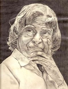 The Great scientist and the father of missile technology in India as well as the former Indian President Dr. Abul Pakir Jainul Abedin Abdul Kalam.