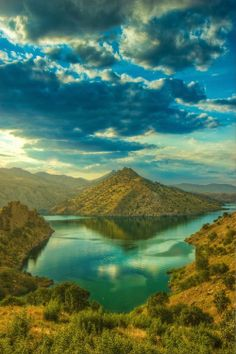 Darbandikhan Lake, Sulaymaniyah, Northern Iraq by Yarb Talal. It is in the area of autonomy for the Kurdistan region of Iraq.