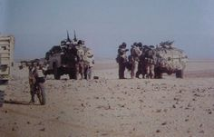 The Special Air Service (SAS) Scud-hunting during the 1991 Gulf War - getting back to their desert roots. Special Air Service, British Armed Forces, Military Special Forces, Delta Force, Afghanistan War, Cold War, Homeland, Hunting, Super 4